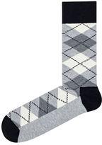 Happy Socks Argyle Patterned Socks