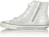 Ash Virgin Star cutout leather sneakers