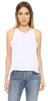 Enza Costa Cropped Tank