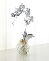 John-Richard Collection John Richard Collection Silver Orchid Faux-Floral Arrangement