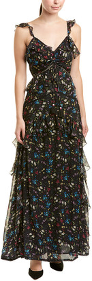 Love Sam Blossom Maxi Dress