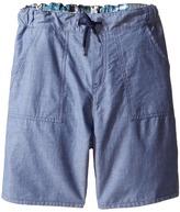 Paul Smith Bike/Chambray Reversible Shorts Boy's Shorts