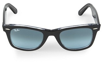 Ray-Ban RB2140 50MM Iconic Wayfarer Sunglasses