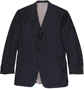 Corneliani Navy Wool Jackets