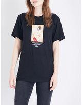 Stussy Harumi Yamaguchi Girl cotton-jersey T-shirt
