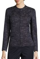 Lafayette 148 New York Jaylan Tweed Jacket