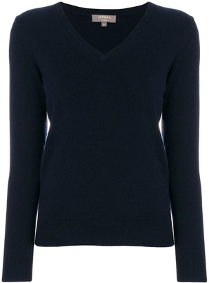 N.Peal v-neck jumper