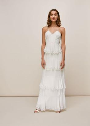 Isla Tiered Wedding Dress