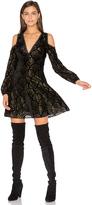 Alice + Olivia Arla Cold Shoulder Dress