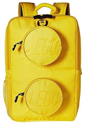 Lego Brick Backpack (Blue) Backpack Bags