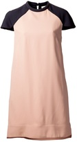 Delpozo shift dress