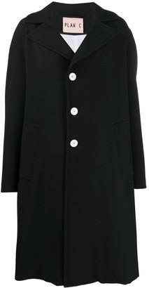 Plan C Oversized Robe Coat