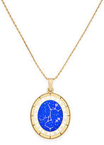 Alex and Ani Sagittarius Celestial Wheel Expandable Necklace