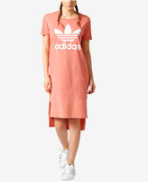 adidas Cotton T-Shirt Dress