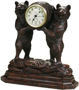 The Well Appointed House Two Bears Clock