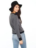 LnA Zelda Sweater In Dark Grey