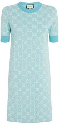 Gucci Interlocking G Mini Dress