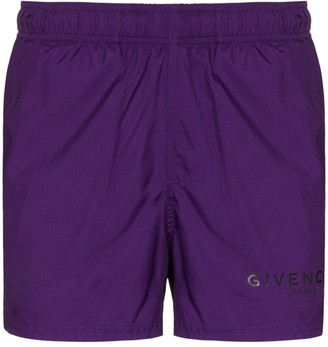 Givenchy Logo Swimming Shorts