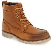 Ecco Men's 'Jamestown' Moc Toe Boot