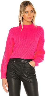 Line & Dot Ruby Sweater