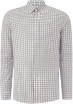Peter Werth Men's Century Check Cotton Shirt