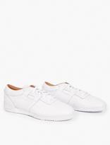 Reebok White Workout Lo Clean Sneakers