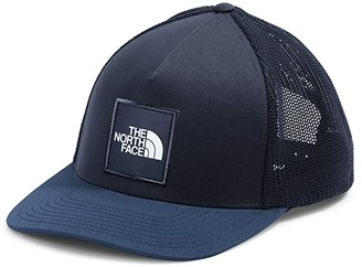 The North Face Keep It Structured Trucker Hat (Shady Blue/Urban Navy) Caps