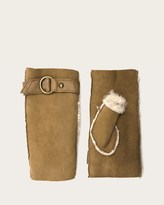 Frye Fingerless Harness Glove