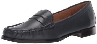 Driver Club Usa Driver Club USA Women's Genuine Leather Made in Brazil Greenwich Loafer Shoe