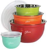 Fiesta 8 Piece Mixing Bowl Set