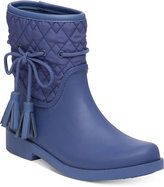 Jessica Simpson Racyn Quilted Rain Boots