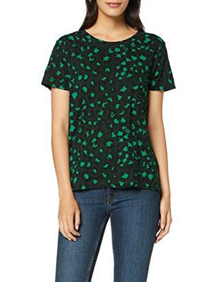 S'Oliver Women's 14.907.32.8319 T-Shirt,10 (Size: )