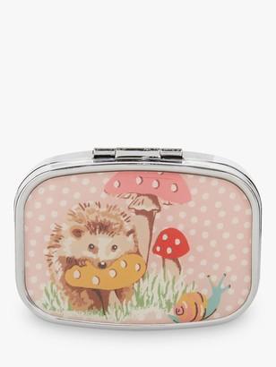 Cath Kidston Hedgehog Club Lip Balm & Compact Mirror