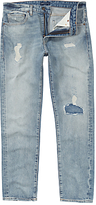 Levi's Made & Crafted Shuttle Tapered Jeans, Light Blue 0086