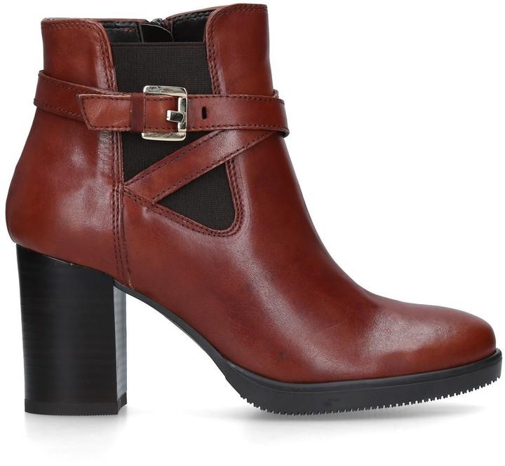 Carvela Silver - ShopStyle Boots