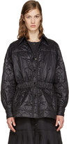 Stella McCartney Black Quilted Star Jacket