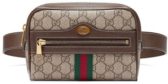 Gucci Ophidia GG Supreme small belt bag bag