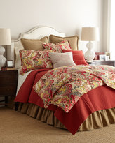 French Laundry Home King Jocelyn Paisley Duvet Cover