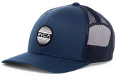 RVCA Sanborn Trucker Snap Back Hat