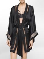 Calvin Klein Black Robe