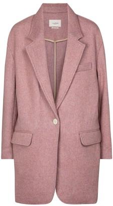Etoile Isabel Marant Latty oversized wool-blend blazer