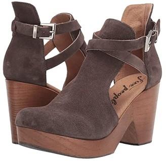 Free People Cedar Clog (Black) Women's Clog Shoes