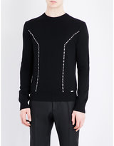 Dsquared2 Studded Wool Jumper