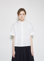 Julien David Washed Cotton Shirt