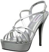 Dyeables Dyeables, Inc Women's Cali Platform Sandal