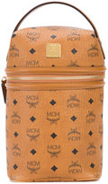MCM Christopher Raeburn x logo stamp tote - men - Leather - One Size