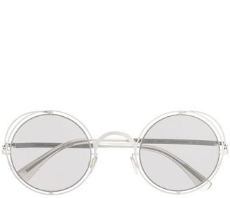 Mykita x Maison Margiela round sunglasses