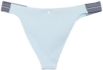 Dolce Vita Stripe Side Bikini Bottoms
