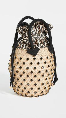 Le Nine Nina Leopard Bag