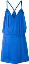 DSQUARED2 spaghetti strap loose dress